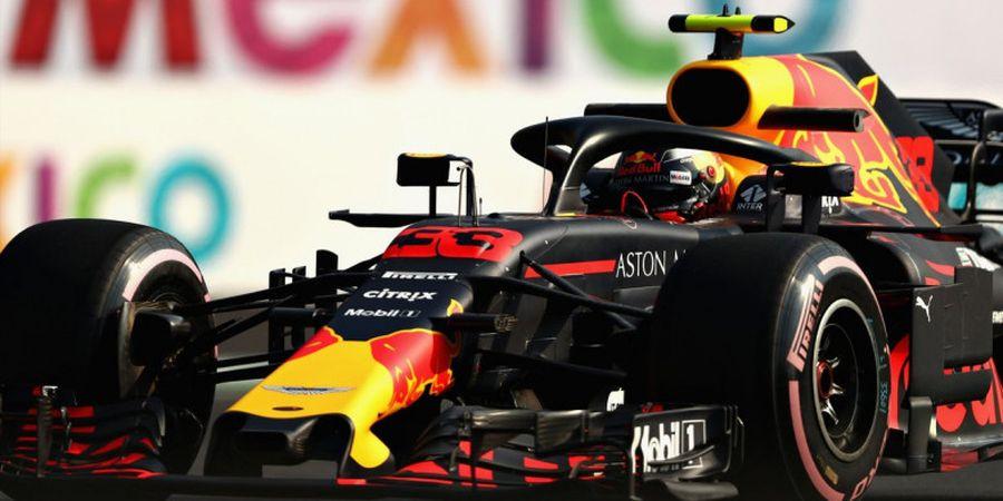 Hasil FP3 F1 GP Meksiko 2018 - Dominasi Max Verstappen di Negeri Sombrero Terus Berlanjut