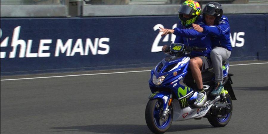 Cerita Luca Cadalora, Mantan Pebalap Juara Dunia yang Melatih Valentino Rossi