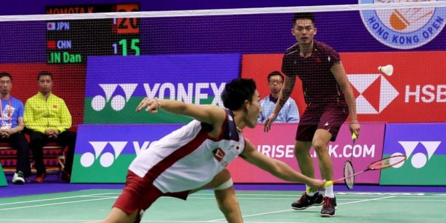 Hong Kong Open 2018 - Kalah 3 Kali dari Kento Momota dalam 3 Bulan, Lin Dan Tetap Berjuang Lolos ke Olimpiade Tokyo 2020