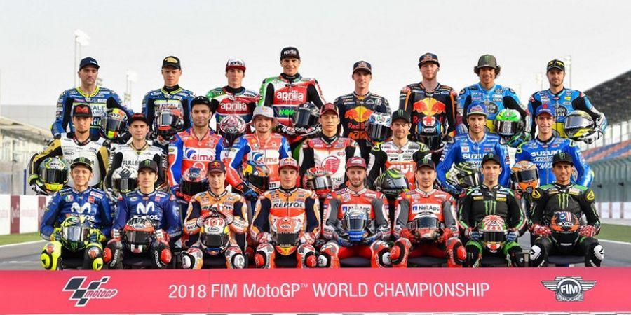Ini Line-Up Sementara MotoGP 2019 Usai Andrea Iannone Dipastikan ke Aprilia