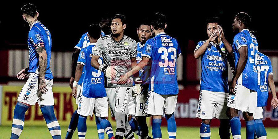 Daftar Pemain Persib yang Dibawa Melawan Bhayangkara FC, Ezechiel Bergabung dengan Tim