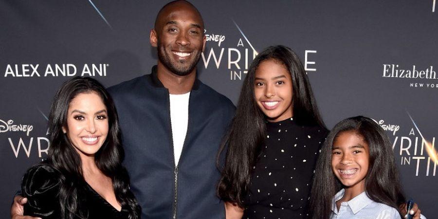 Kobe Bryant Ingin Batalkan Pensiun, Ini Kata Sang Istri