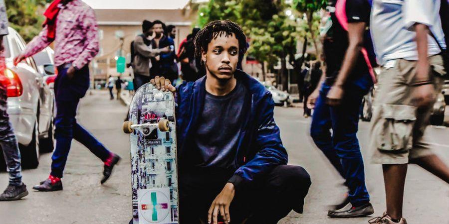3 Gaya Fashion Keren Ala Skateboarder