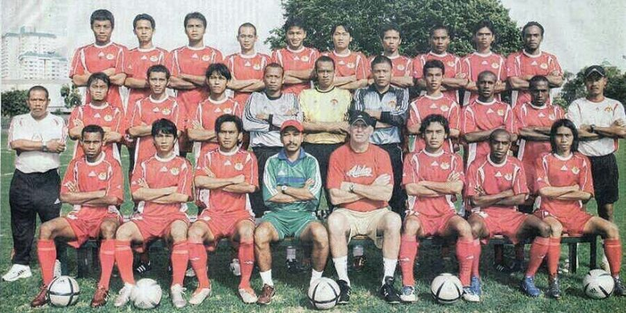 Duo Legenda Timnas Indonesia Akan Ramaikan Persaingan Liga 2 Musim 2018