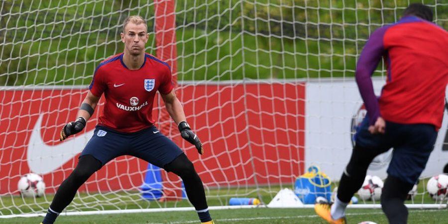 Joe Hart, Kiper Tersibuk Liga Inggris Musim Ini