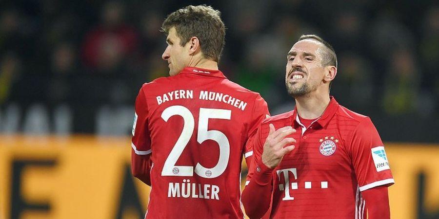 Bayern Muenchen vs Frankfurt, Tak Masalah
