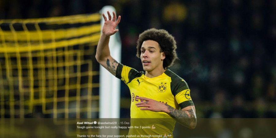Hasil Liga Jerman - Menang Tipis, Borussia Dortmund Jaga Keunggulan di Puncak Klasemen