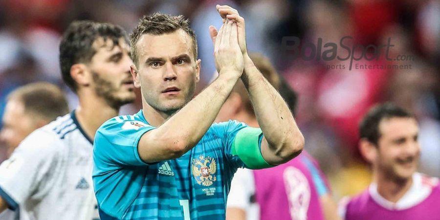 Setelah 14 Tahun, Salah Satu Bintang Timnas Rusia di Piala Dunia 2018 Memilih Pensiun