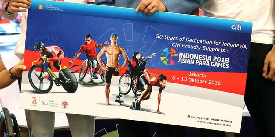 GBK dan Beberapa Venue Lainnya Bakal Jadi Saksi Asian Para Games 2018