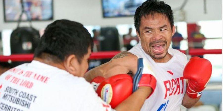 Punya Banyak Pilihan Lawan, Ini Alasan Amir Khan Memilih Manny Pacquiao