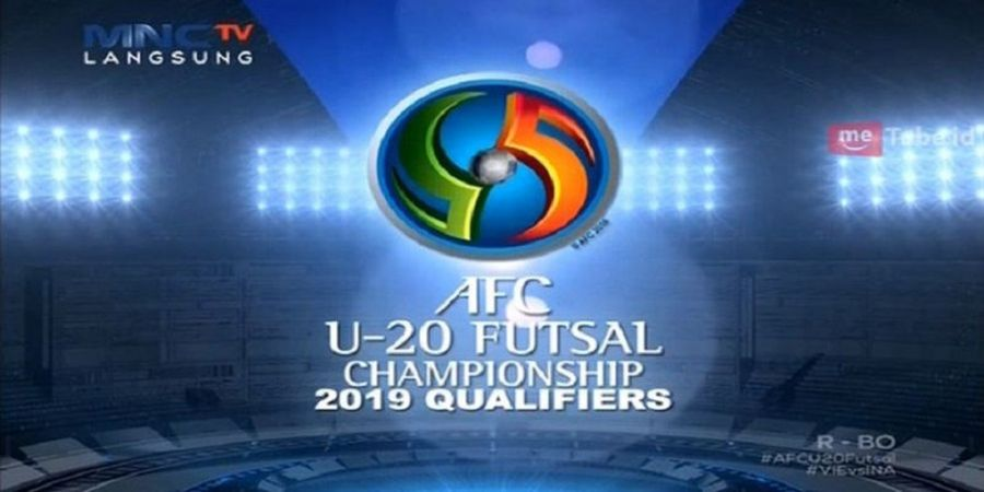 Link Live Streaming Timnas Futsal Indonesia U-20 Vs Myanmar