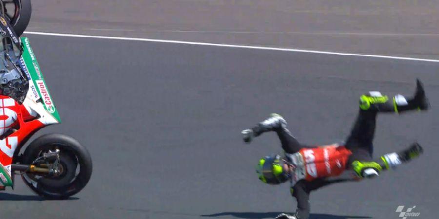 Cal Crutchlow Punya Cara untuk Mengubah Kesedihan Jadi Kegembiraan di MotoGP Catalunya