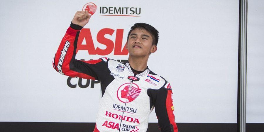 Mario Suryo Aji Tempati Posisi Ke-3 Klasemen Sementara Asia Talent Cup Setelah Finis Ke-10 pada Balapan di Sepang