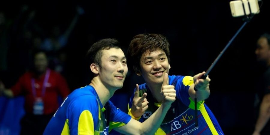 Debut Comeback Positif Lee Yong-dae/Yoo Yeon-seong pada Korea Masters