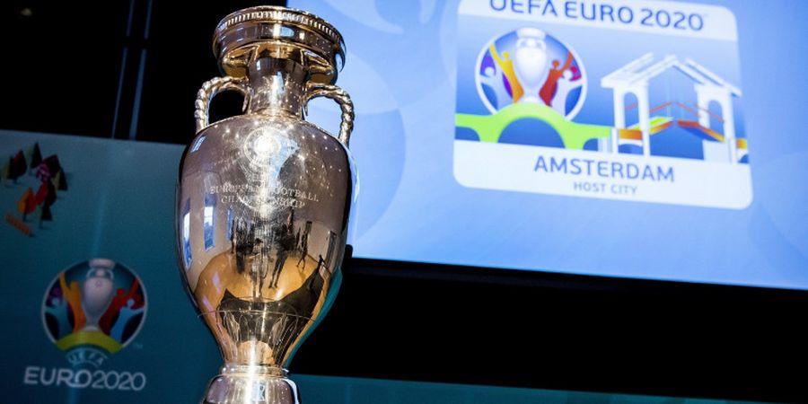 BREAKING NEWS - Resmi, Euro 2020 Diundur ke 11 Juni-11 Juli 2021