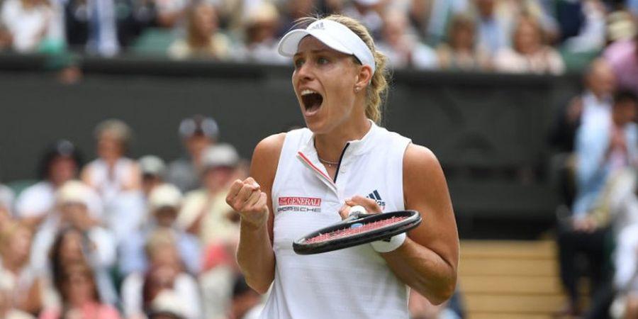 Hasil French Open 2019 - Angelique Kerber Tersingkir pada Babak Awal