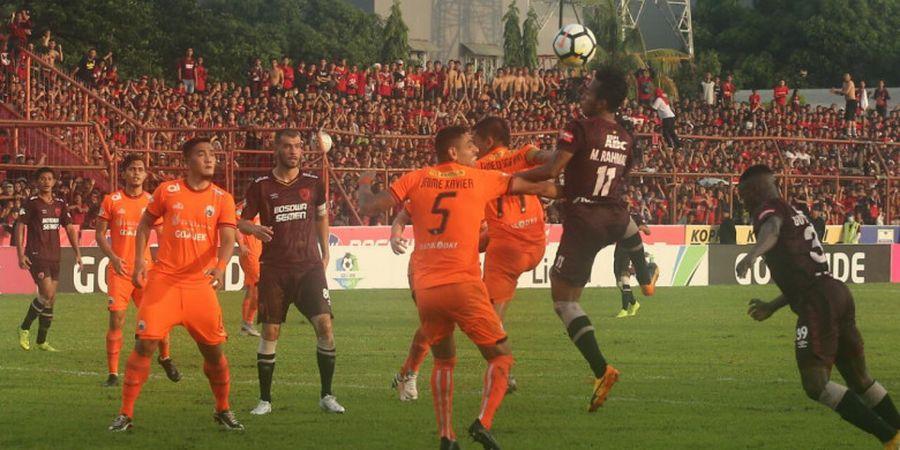 Persija Ragu-ragu Bawa Semua Pemainnya ke Markas PSM Makassar
