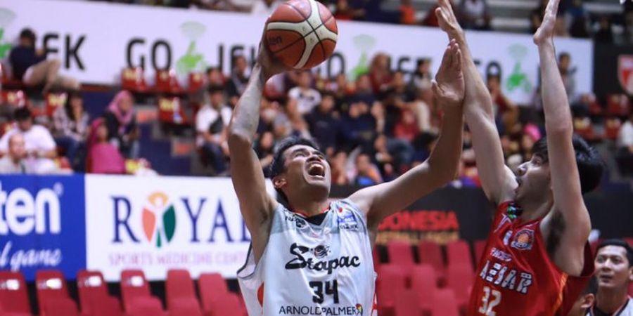 Turnamen Pramusim IBL 2018 - Stapac Jakarta Lawan Satria Muda Pertamina pada Semifinal