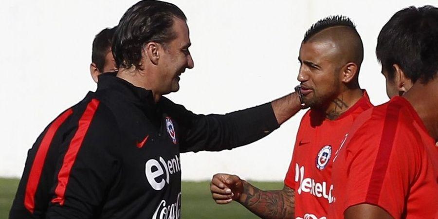 Vidal Ingin Cile Pertahankan Gelar Juara Copa America