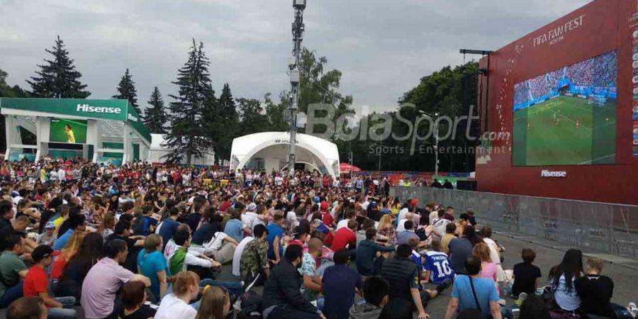 Fan Fest Moskow 'Hidup Lagi'
