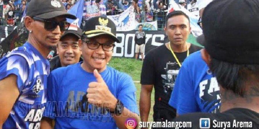 Manajemen Arema FC Pasrah untuk Hasil Banding untuk Dua Aremania