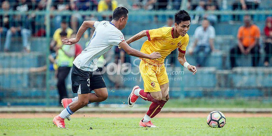 Mantan Pemain Sriwijaya FC Dikabarkan Akan Merapat ke Persija Jakarta