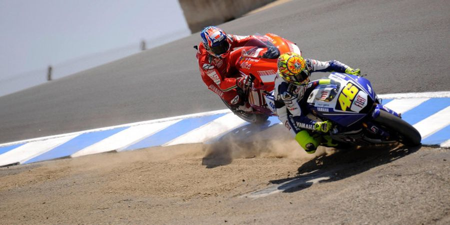 Masukan Casey Stoner Dibilang Diabaikan, Petinggi Ducati Bela Diri