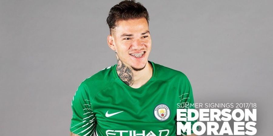 Anak Baru Man City  Menantang Claudio Bravo