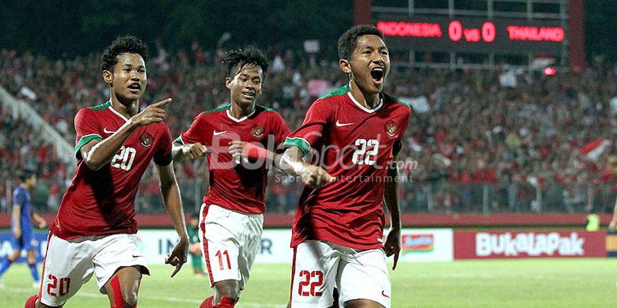 Fajar Fathur Persembahkan Golnya di Final PIala AFF U-16 untuk Warga Lombok