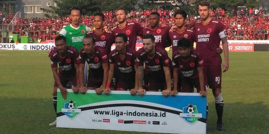 Jadwal Live 29 Oktober 2018, Peluang PSM Makassar Jauhi Persija dan Persib
