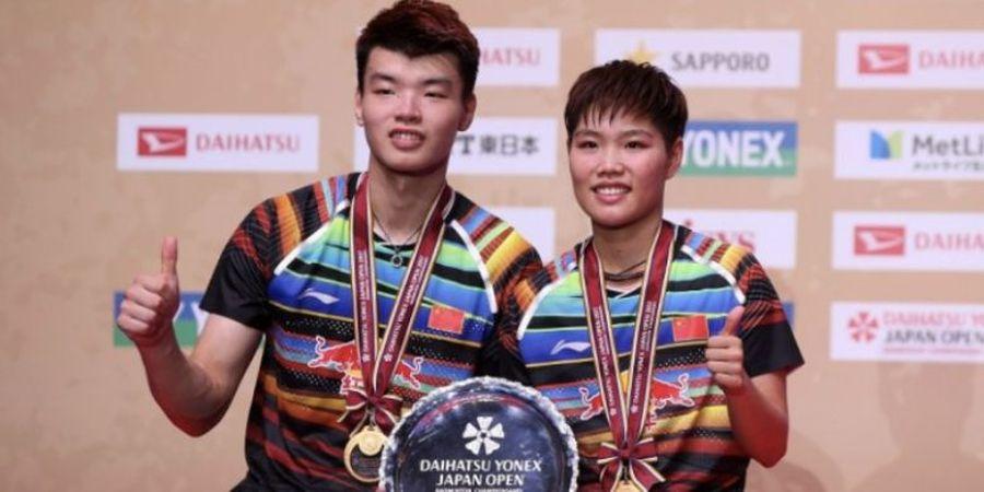 Fuzhou China Open 2018 - Baru Babak Semifinal, Tuan Rumah Sudah Amankan 1 Gelar