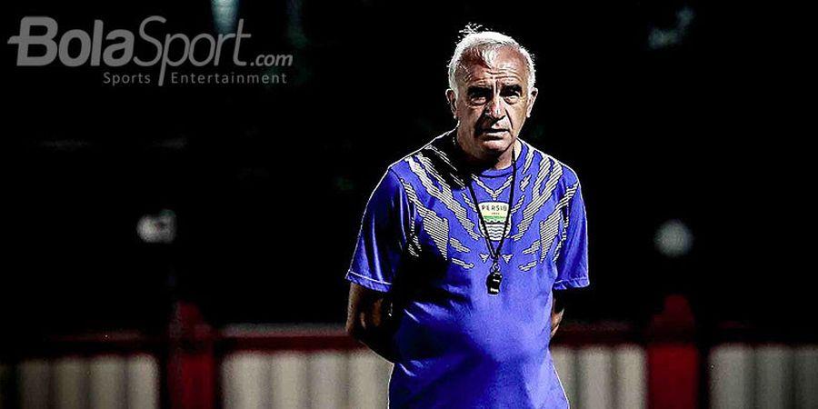 Persib Bandung Disebut Sudah Cari Pelatih Baru Pengganti Mario Gomez