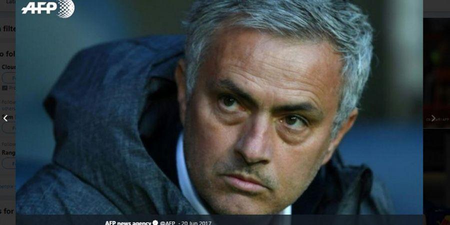 Presiden Benfica Akui Siap Keluarkan Uang Berapapun demi Jose Mourinho