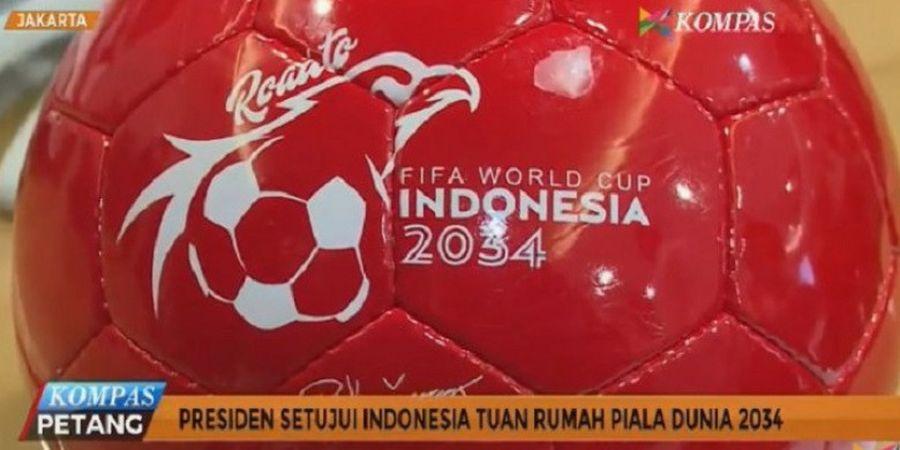 Jokowi Bisa Modifikasi Cara Presiden China Menjadi Tuan Rumah Piala Dunia