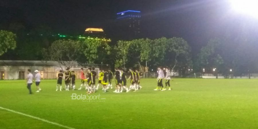Timnas U-23 Korea Selatan Puas Adaptasi di Indonesia