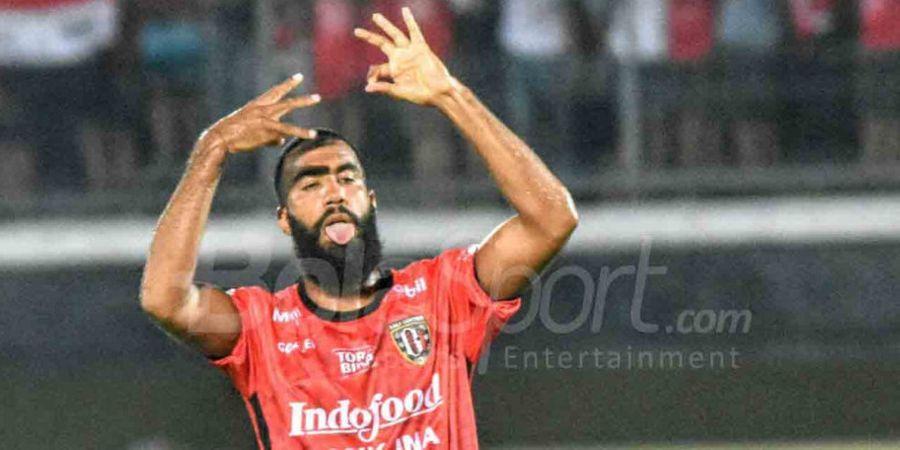 Sinyal Kembalinya Sylvano Comvalius ke Liga 1 Semakin Menguat