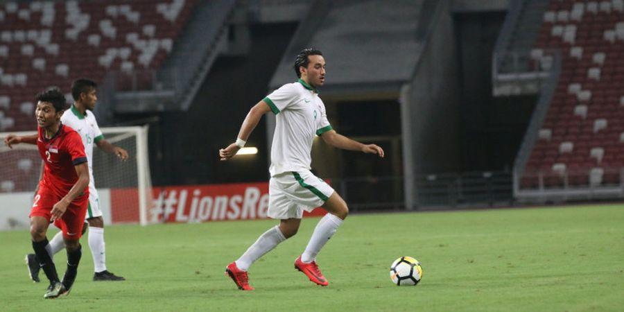 Sejarah Hari Ini - Ezra Walian Dilarang Main, Timnas U-23 Indonesia Ditumbangkan Thailand