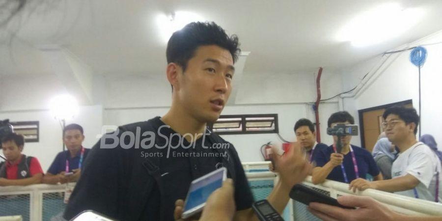 Saat Son Heung-min Merestui Shin Tae-yong Jadi Pelatih Timnas Indonesia