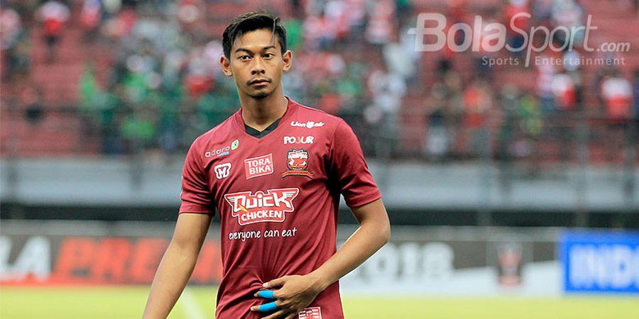 Resmi Bertahan Bersama Madura United, Satria Tama Mengaku Sempat Diincar oleh Dua Klub