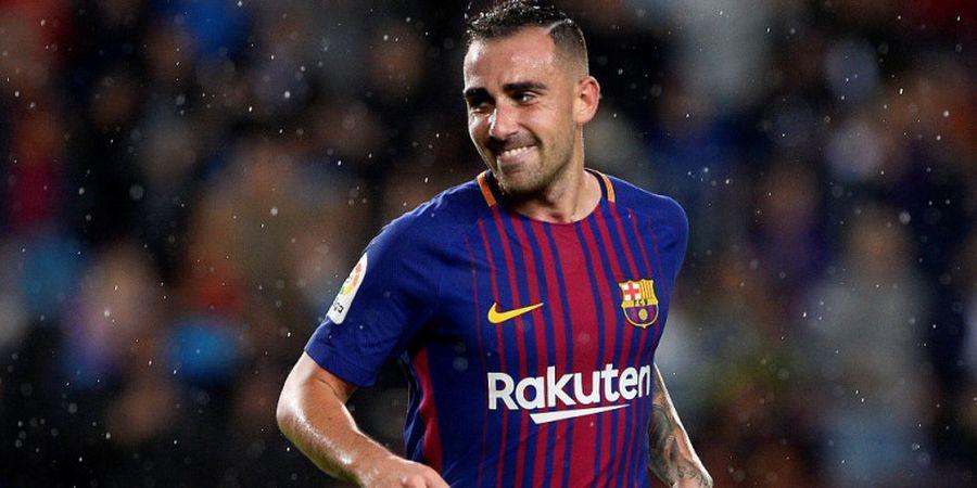 Tersingkir di Barcelona, Borussia Dortmund Siap Tampung Paco Alcacer