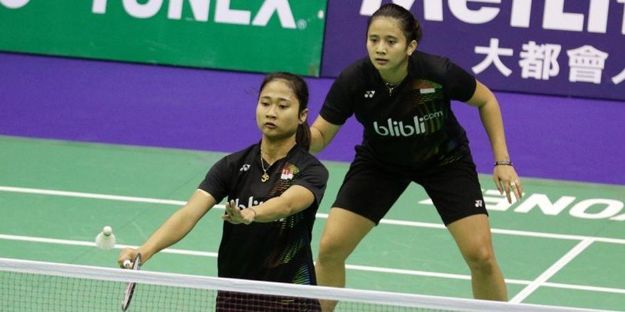 4 Ganda Putri Indonesia Lolos ke Perempat Final Thailand Masters