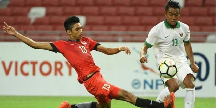 Piala AFF U-22 2019 - 3 Pemain Andalan Luis Milla Tak Bisa Bela Timnas U-22 Indonesia