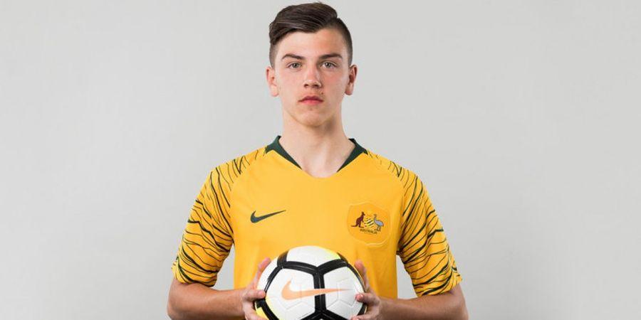 Timnas U-16 Indonesia Vs Australia - Pernah Cicipi Sepak Bola Eropa, Noah Botic Jadi Ancaman Nyata Garuda Asia
