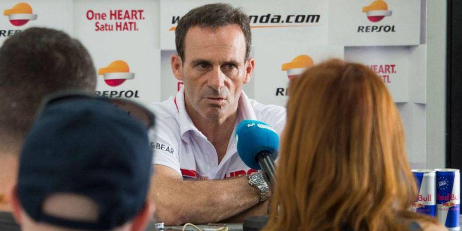 Honda Akui Pemulihan Cedera Marc Marquez Lebih Lambat dari yang Diharapkan