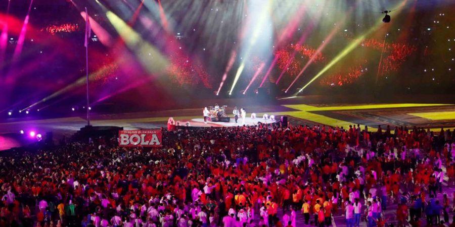 Upacara Penutupan Asian Games 2018 Berkonsep Konser Musik
