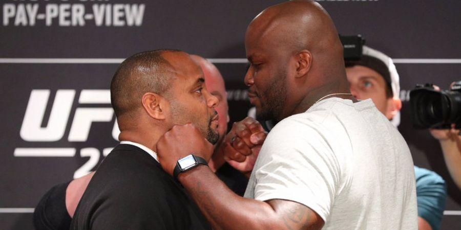 Jadwal UFC 230 - Duel Kelas Berat Daniel Cormier Vs Derrick Lewis Jadi Sorotan Utama