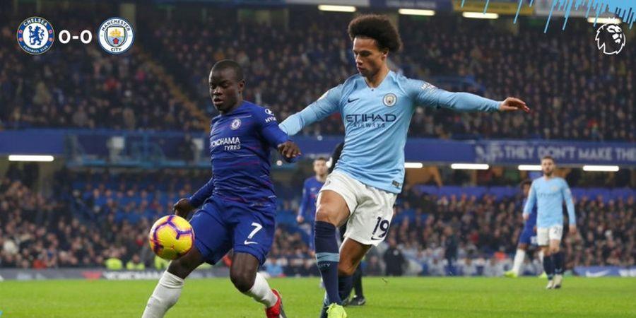 Ogah Gabung PSG, N'Golo Kante Lebih Suka Tiga Klub Besar Ini