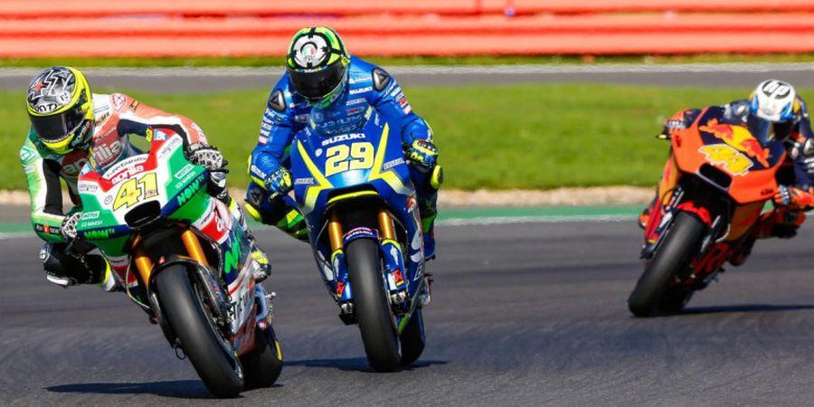 Aleix Espargaro Berharap Andrea Iannone Tidak Frustasi