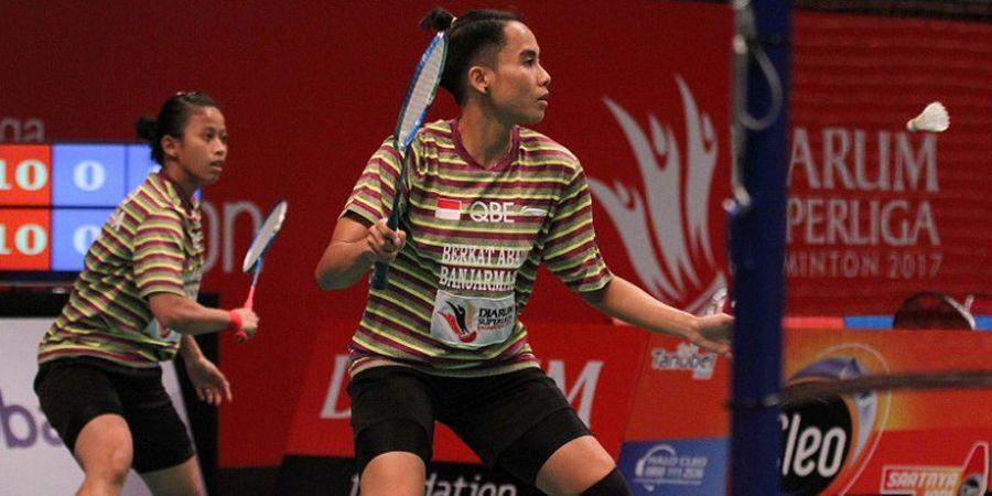 Hasil Indonesia Open 2019 - Nadya/Tiara Dihadang Unggulan Teratas