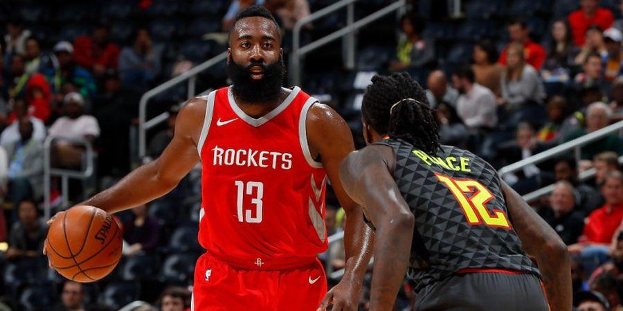 38 Poin dari Harden Antar Rockets Perpanjang Tren Kemenangan
